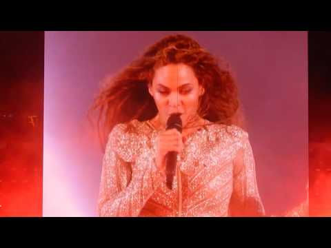 "BEYONCE ""FREEDOM"" FORMATION WORLD TOUR!! LIVE!! (16 OF 17)"