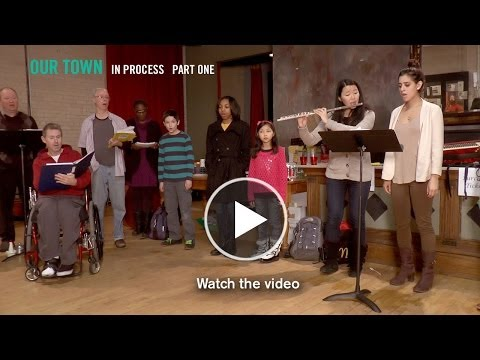 Theater Latte Da presents OUR TOWN: In Process Part One