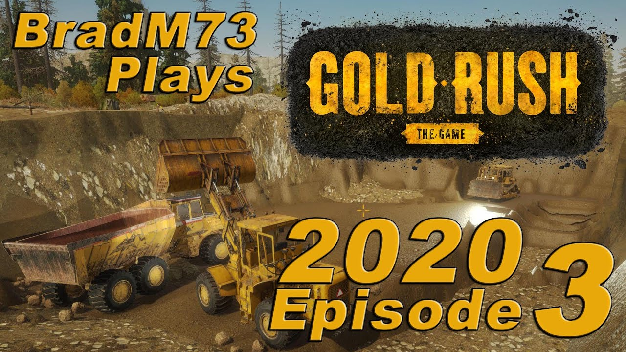 Download Gold Rush: The Game - 2020 Series - Episode 3:  Let's buy a digger!