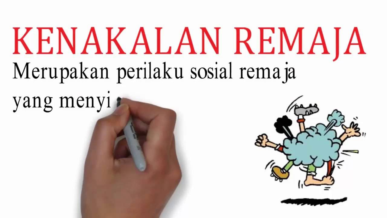 Animasi Kenakalan Remaja YouTube