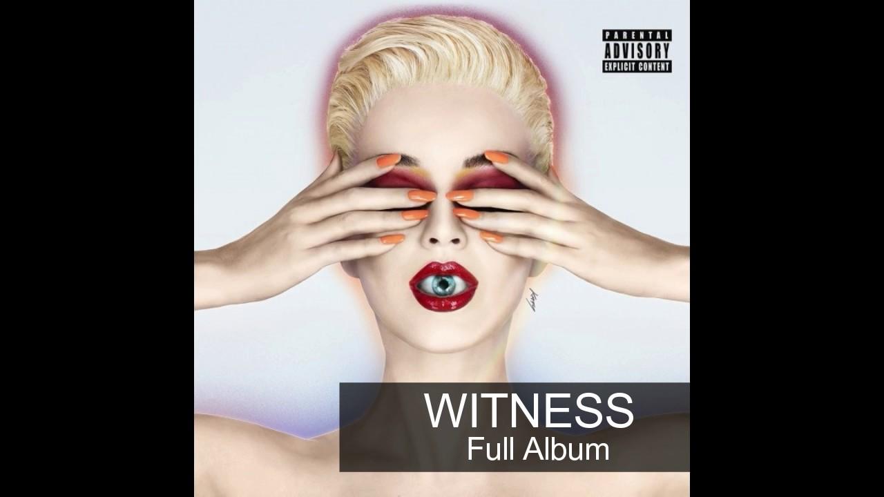 katy perry witness download zip