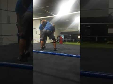 That nasty man vs Cody Vance training match fellow Nasty team worldwide