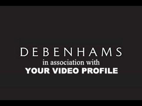 Debenhams Model Store 2016 Walkthrough