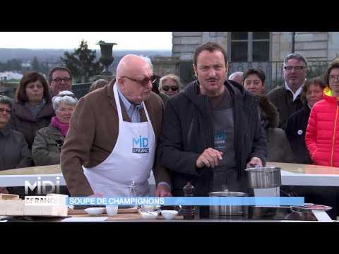 """La dernière télévision de Jean-Pierre Coffe dans """"Midi en France"""""""
