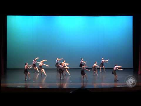 2016 Nanyang Modern Dance Concert - Sense