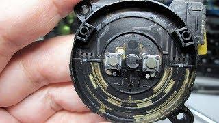 Agar yomon VCR, TV, musiqa tugmalari ishlatishga Bo'lsa repairing sirlari - markazi va hokazo.