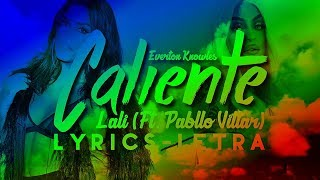 lali caliente feat pabllo vittar lyrics letra