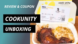 CookUnity September Unboxing Reviews \u0026 Coupons By MealFinds