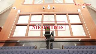 Cameras upgraded in Parliament for hi-def broadcast of debates, proceedings