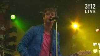 Keane - Spiralling live at Pinkpop 2009