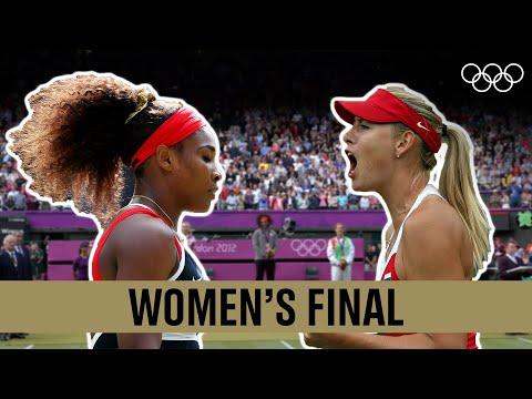 Women's Tennis Singles Final in London! 🎾