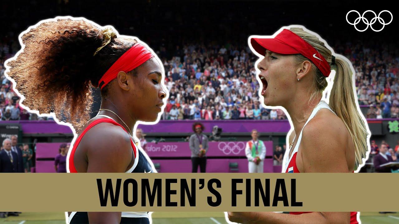 Download Women's Tennis Singles Final in London! 🎾