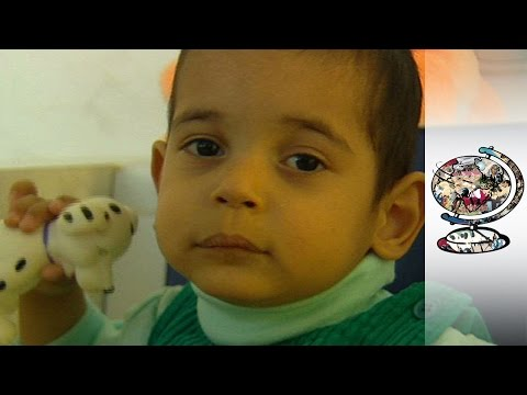 Romania's Abandoned Children Living In Inhumane Conditions