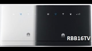 Test: Huawei B315s-22 LTE CPE Router (на русском)