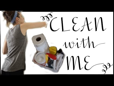 Clean With Me | Weekly Tidy Routine