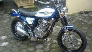 Video Modifikasi Motor Honda CB Jap Style Terbaru | B3