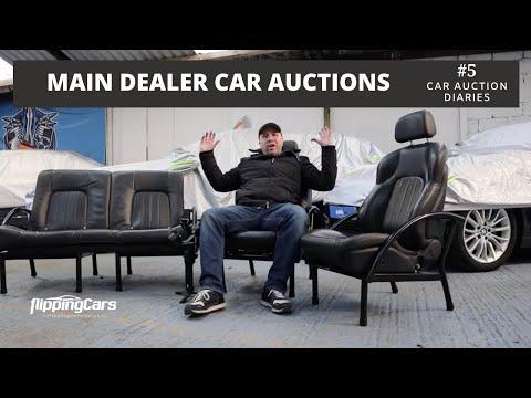 Main Dealer Car Auctions / The Car Auction Diaries #5
