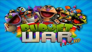 Puppet War HD - iPad 2 - HD Gameplay Trailer