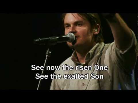Praise Him - Hillsong Live (2012 Album Cornerstone DVD) Lyric/sub (Jesus Worship Song)