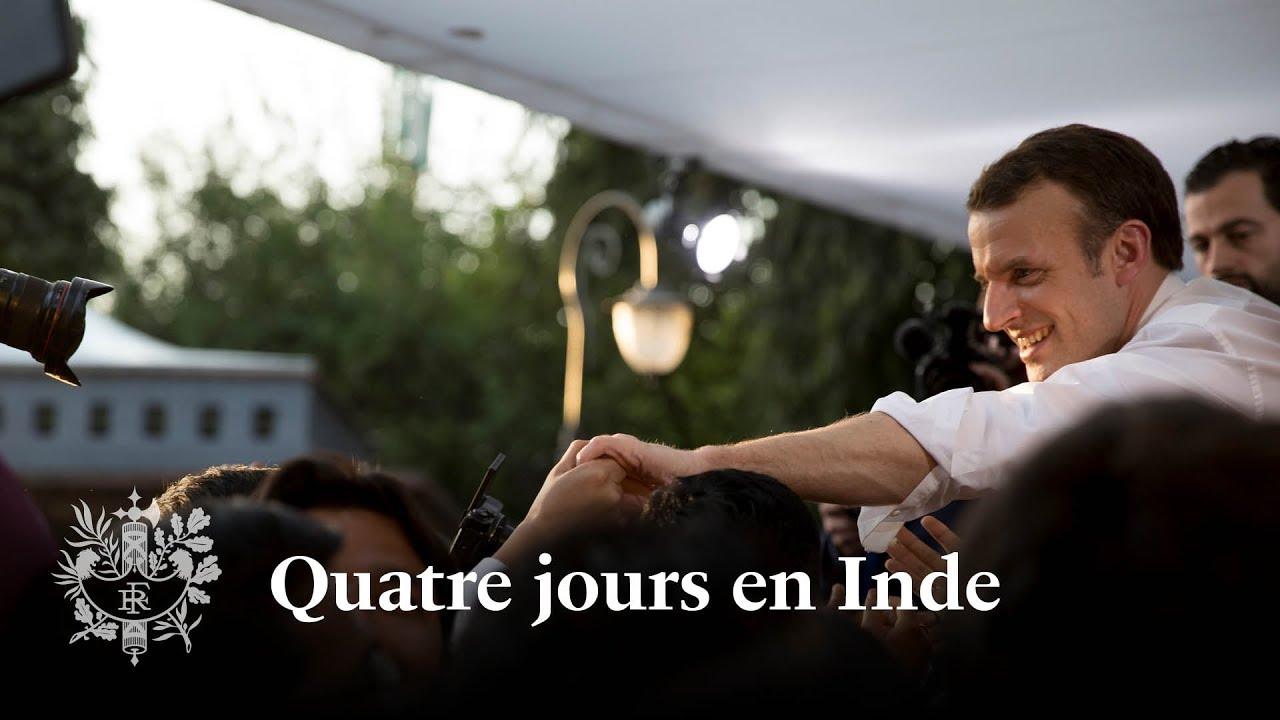 La France en Inde / France in India