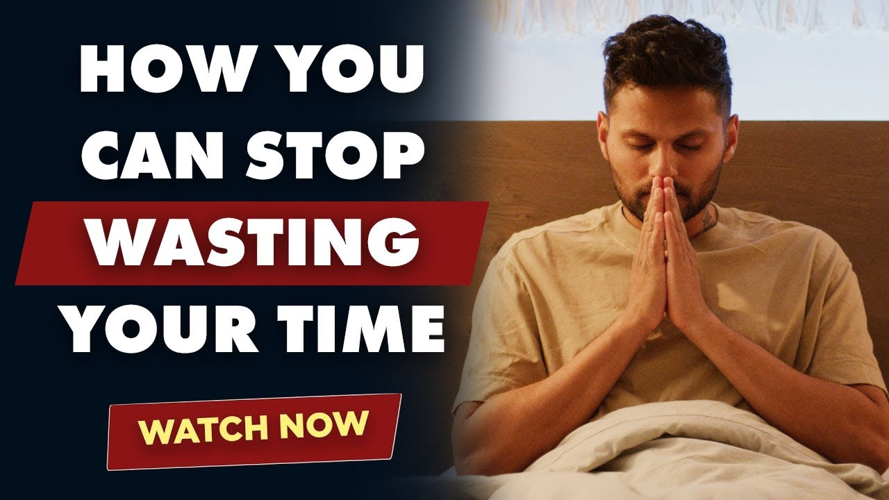 Download Before You Waste Time, Watch This | Jay Shetty
