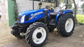 New Holland 4710 4wd excel review
