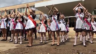 Прощальный танец. Сборная учеников г. Старая Русса