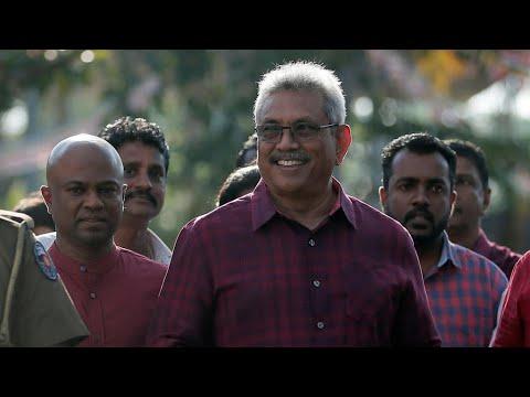 من هو غاوتابايا راجاباكسا الرئيس الجديد لسريلانكا؟  - نشر قبل 2 ساعة