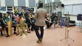 2019 South Florida Low Brass Masterclass (clinic segment of event)