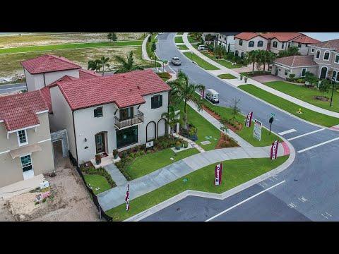 Viera New Homes | Model Home Tour | Mecina II | Reeling Park | Addison Village