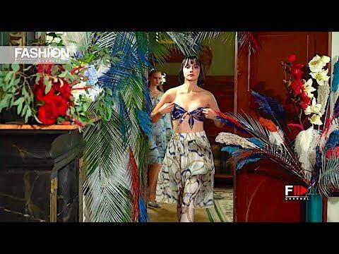 AMA UNIQUE by LUBA MAKARENKO Spring Summer 2019 Ukrainian FW - Fashion Channel