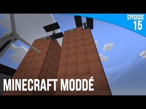 Production nucléaire !   Minecraft Moddé S3   Episode 15
