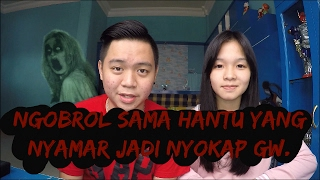 Video PARANORMAL EXPERIENCES : HANTU NYAMAR JADI NYOKAP! download MP3, 3GP, MP4, WEBM, AVI, FLV September 2018