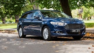 2018 - REVIEW - Ford Mondeo Trend wagon