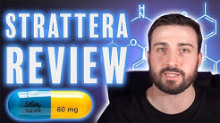 💊 My Strattera (Atomoxetine) Experience 🤔