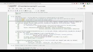 Machine Learning with H2O Platform using Python