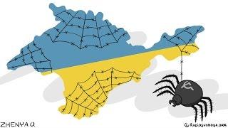 «Заграница нам поможет?» Как Запад влияет на крымский вопрос