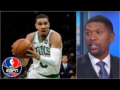 Jayson Tatum about to take a 'quantum leap' - Jalen Rose | NBA Countdown