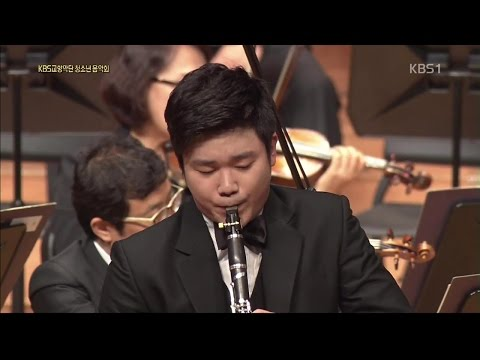 Han Kim plays G.Rossini's Introduction, Theme and Variations