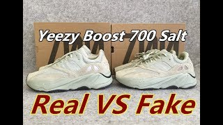 REAL VS FAKE ADIDAS YEEZY BOOST 700