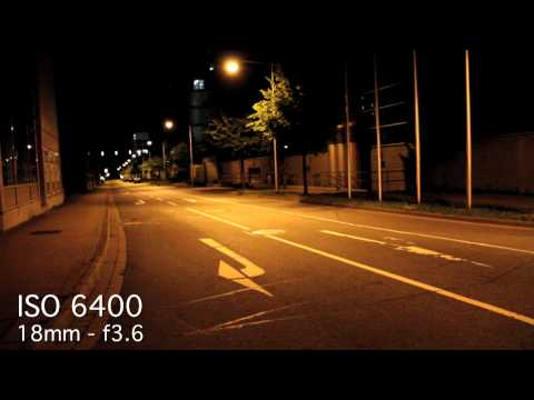 Canon EOS 7D Testshots + ISO-Test