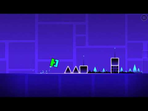 Gemetry Dash Lute and meltdown first levels