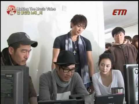 [Rain (Bi) TV] 100428 ETN Star File Making The MV- Love Song (널 붙잡을 노래) 27mins [02/03]