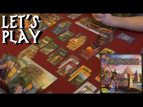 Let's Play Board Games!: #1 - 7 Wonders + Leaders + Cities Expansions