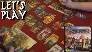 Let's Play Board Games!: #1 - 7 Wonders + Leaders + Cities Expansions