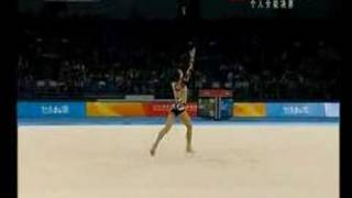 Ding Yidan AA Hoop @ 2007 Olympic Test Event