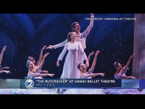 Hawaii Ballet Theatre Presents 'The Nutcracker'