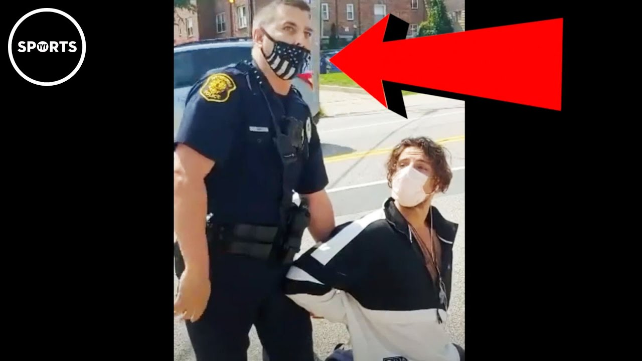 Pittsburgh Cop Gets HUMILIATED By Bystanders