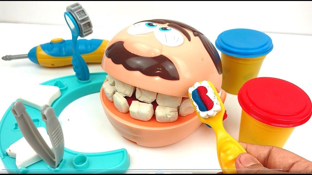 play doh doctor drill n fill retro pack dentist kit kids. Black Bedroom Furniture Sets. Home Design Ideas