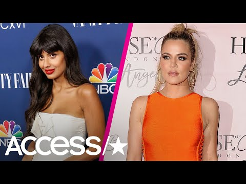 Jameela Jamil Slams 'Irresponsible' Khloé Kardashian For Promoting Weight Loss Shakes